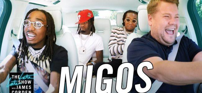 Migos Carpool Karaoke