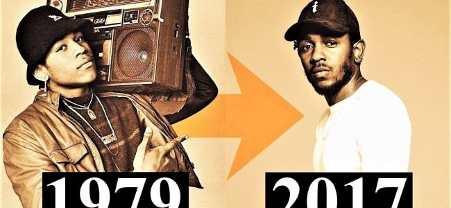 TMP EPIC: The Evolution Of Hip-Hop [1979 – 2017]