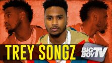 Trey Songz:  WHY HAS TREY NOT SIGNED DRAKE IN 2007?